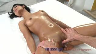 Masazom do orgazma